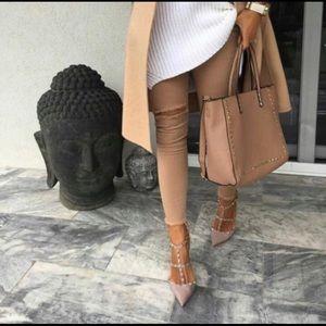 Designer inspired heels